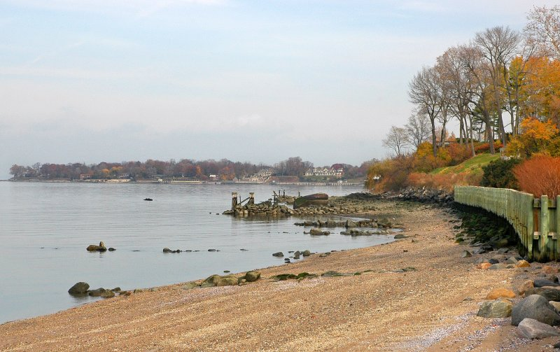 Kings Point from the US Merchant Marine Academy