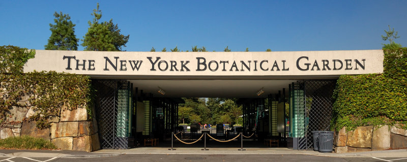 New York Botanical Garden Photo Gallery By James Robertson At