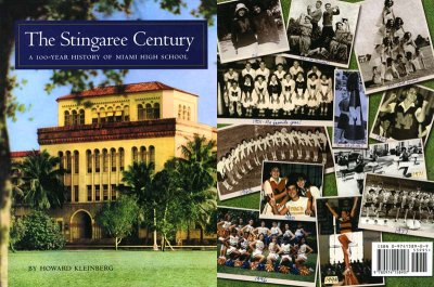 Great book for nostalgia fans - The Stingaree Century by Howard Kleinberg - SOLD OUT!  See Books & Books