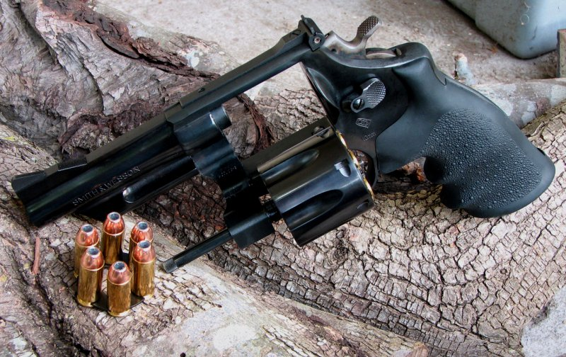 Smith and Wesson Model 28-3 10mm Moon-Clip Conversion