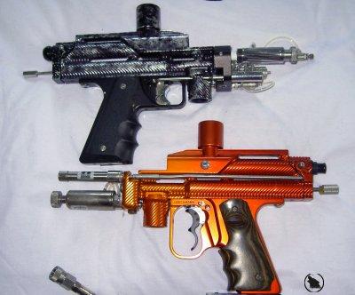 Shocktech hookup series autococker
