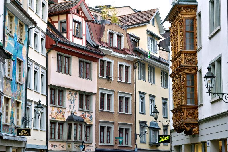 St.Gallen Houses