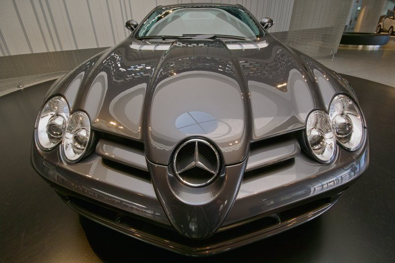 The Face of Benz IV