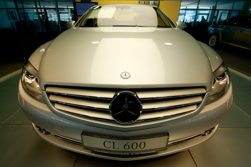 The Face of Benz I