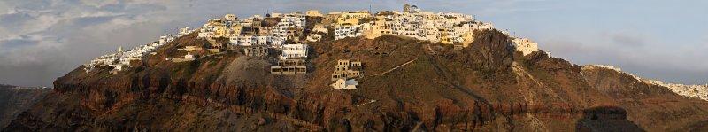 Santorini Revisited