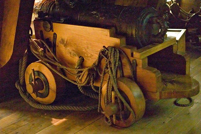 Gun-carriage