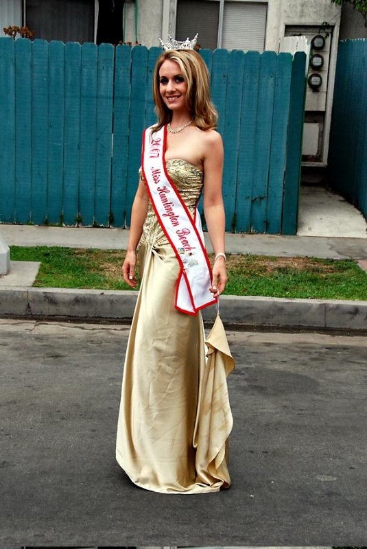 Miss Huntington Beach