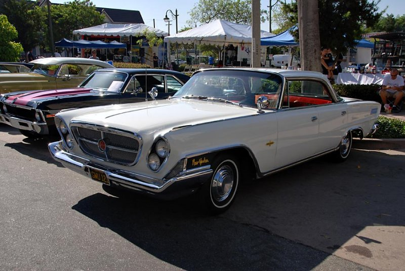 1962 Chrysler New Yorker 4DHT