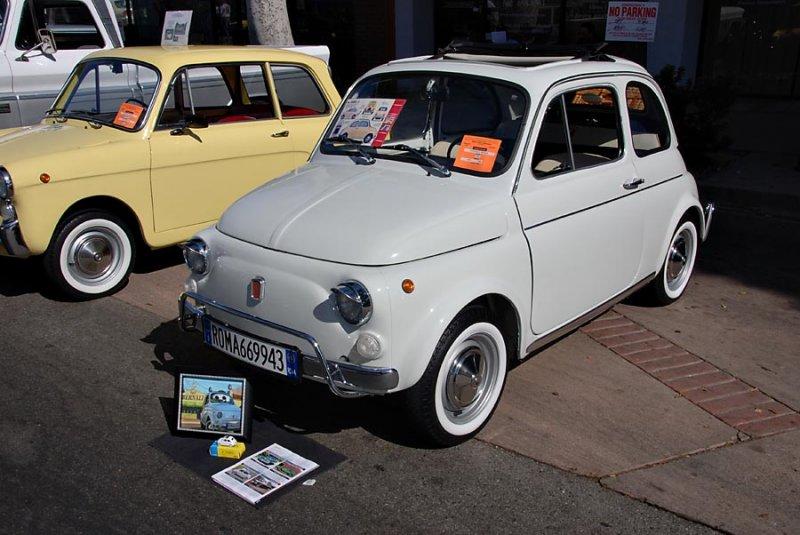 1969 fiat 500l