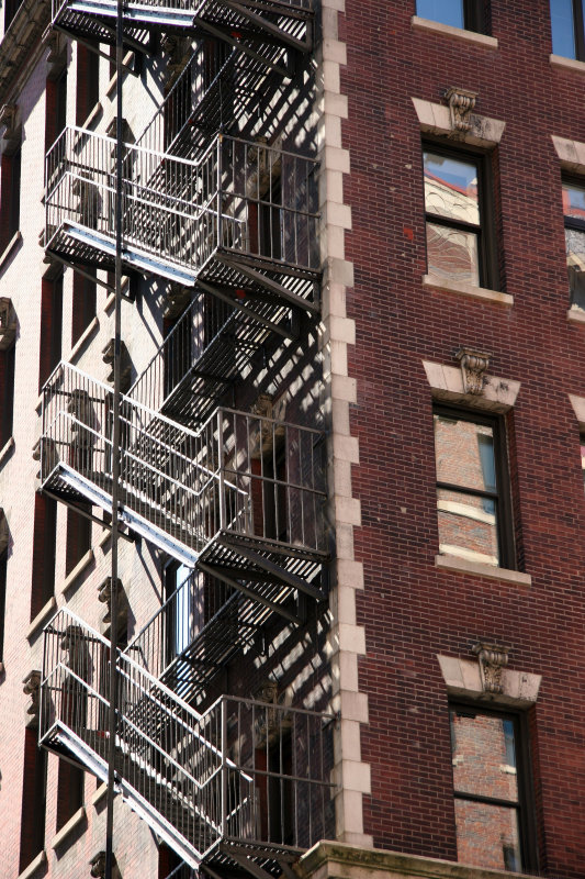Residence Fire Escape