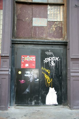 Grafitti Station