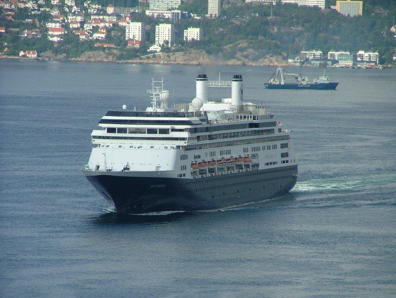 RotterDam-Bergen-Norway 2007