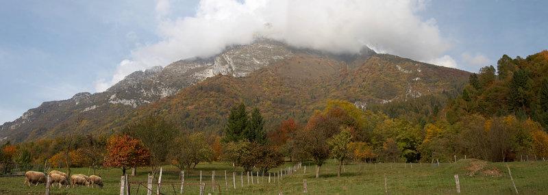 Rural Italy in Autumn