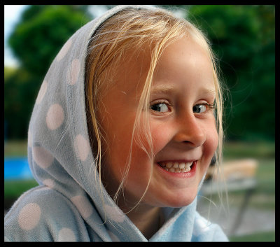 Carlotta, always happy  girl - Sweden 2006