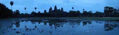 Angkor Wat @ Dawn (Siem Reap, Cambodia)
