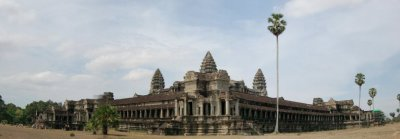 Angkor Wat (Siem Reap, Cambodia)