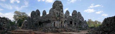 The Weirdest Temple of Bayon (Siem Reap, Cambodia)