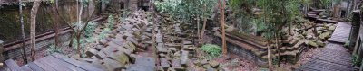 The Ruins of Beng Mealea (Siem Reap, Cambodia)