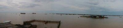 The Floating Village of Chong Kneas (Tonlé Sap, Cambodia)