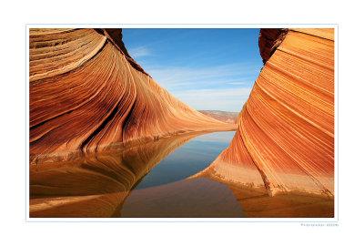 Coyote Buttes (foto van Nanouk El Gamal-Wijchers)