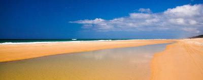 75 mile beach panorama
