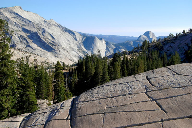 Olmsted Point  Yosemite NP