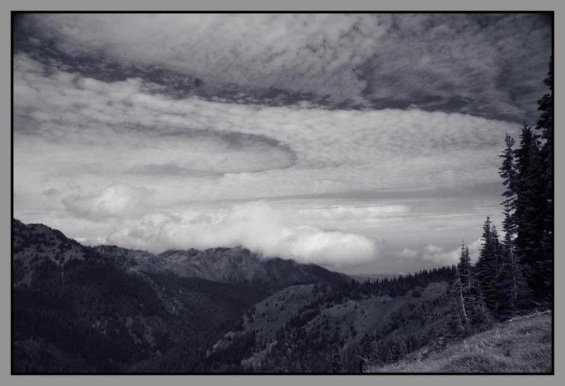 Cloud panarama