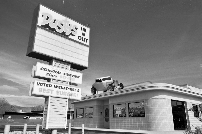 Dustys Drive Inn ( Open Since 1949)