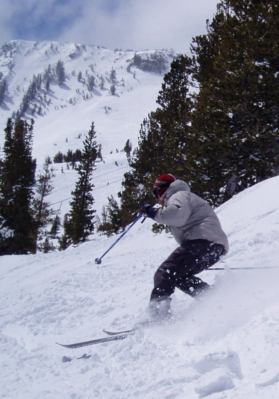 Mammoth Mountain  California 2005
