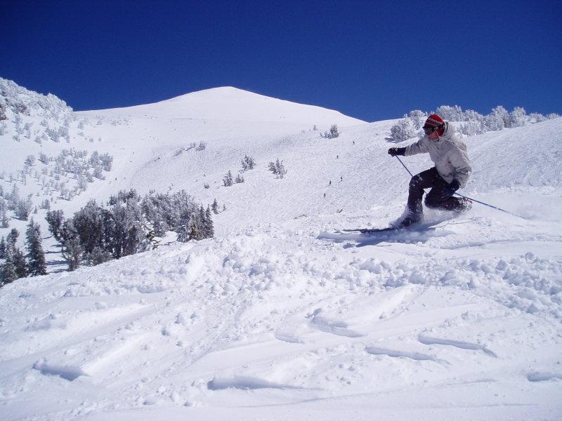 Mammoth Mountain  California 2005