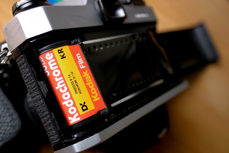 March 18th - Kodachrome A Day