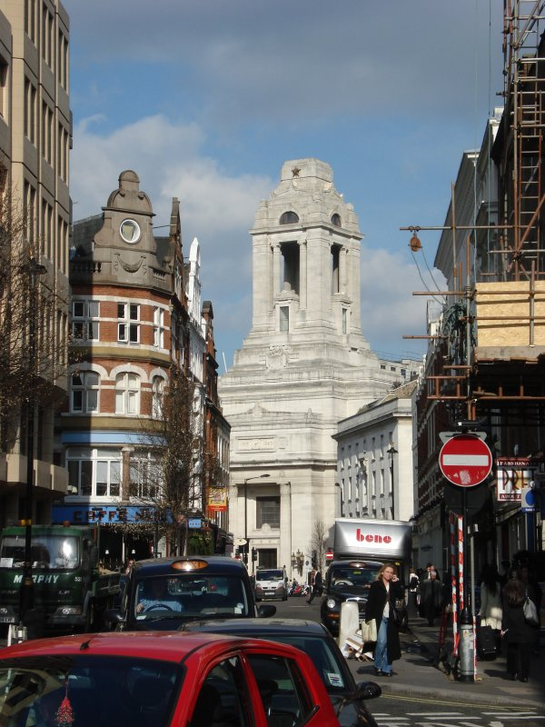 going for a bit of Masonic London