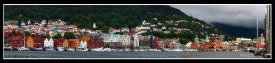 Old Bergen Harbour