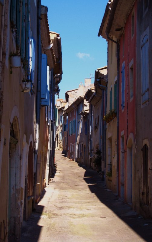 rue de Rochemaure