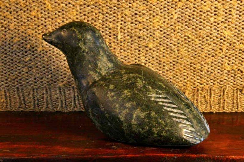 (4).- Sepentine -bird