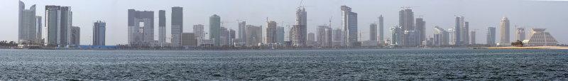 Doha Skyline 2007