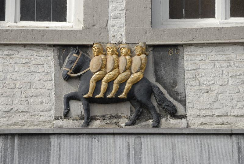 De vier Heemskinderen / Les Quatre Fils Aymon / The Four Sons of Duke Aymon