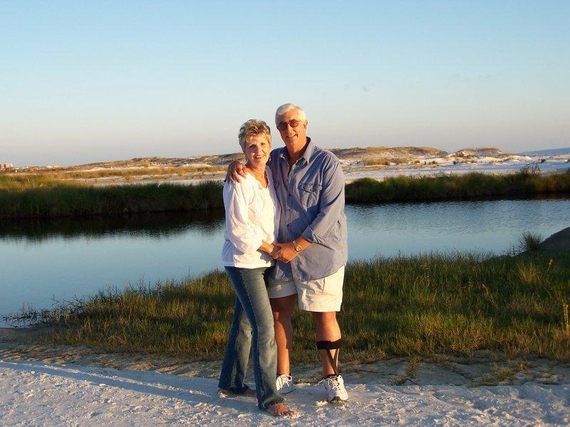 Destin 06, Jo Ann and Larry