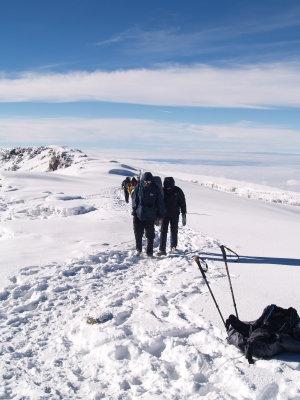Mount Kilimanjaro - June, 2007