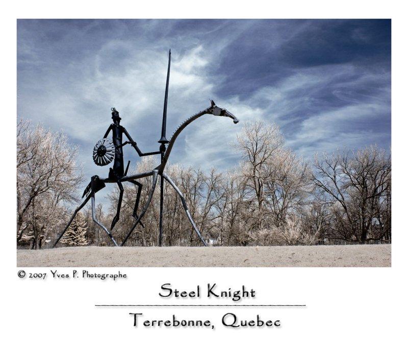 Steel Knight ...