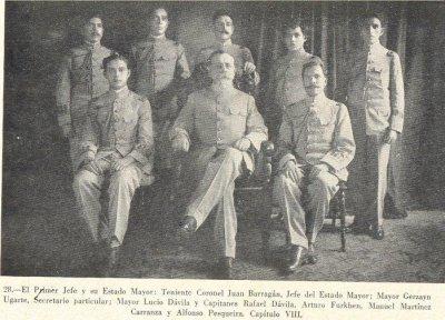 Carranza y Juan Barragan