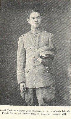 Juan barragán Rodríguez