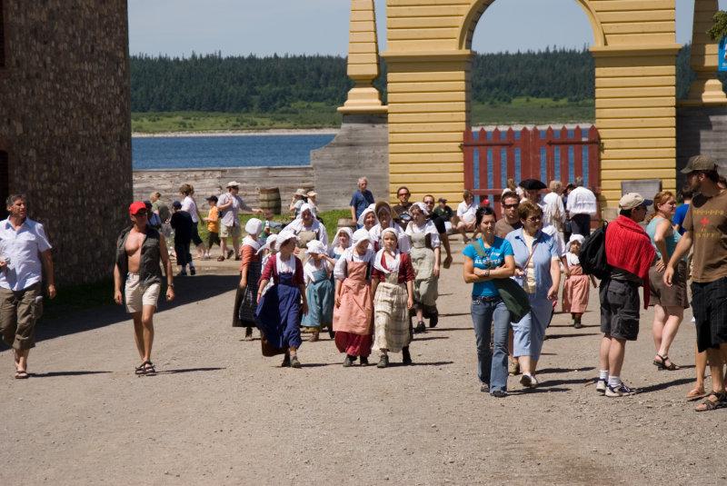 Fortress Louisbourg Children.jpg
