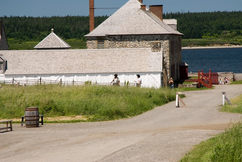 Fortress Louisbourg Fence Building.jpg