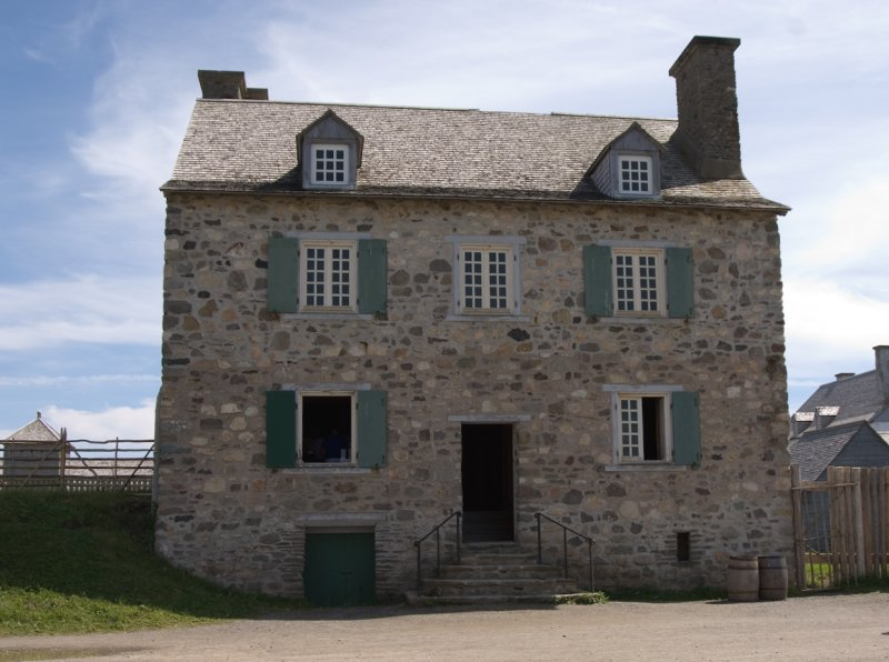 Fortress Louisbourg House.jpg