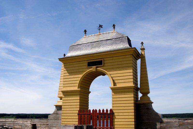 Fortress Louisbourg Main Gate.jpg