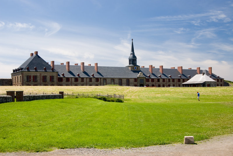 Fortress Louisbourg Military building.jpg