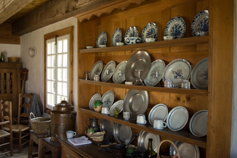 Fortress Louisbourg Rich Family China.jpg
