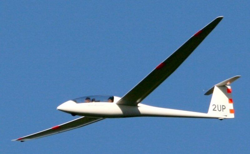 Two Seater Glider
