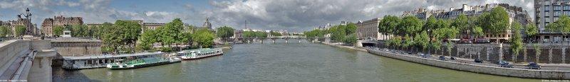Paris - From pont Neuf